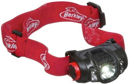 Berkley Latarka Czołówka Fishin Gear Head Lamp