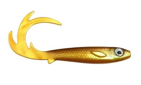 EJ Lures Guma Flatnose Dragon Tail 27cm Gold Digger