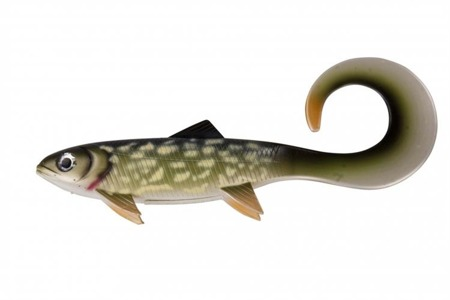 Effzett Pike Seducer Curltail Loose Body 18cm 50g - Pike