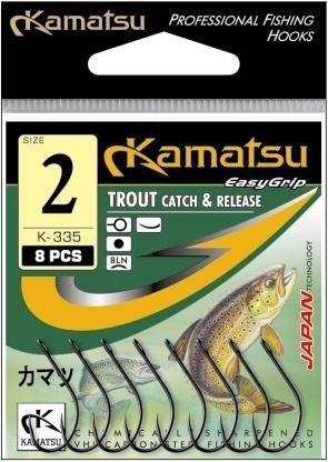 Kamatsu Haczyki Bezzadziorowe C&R 2 K-335 OP.8SZT