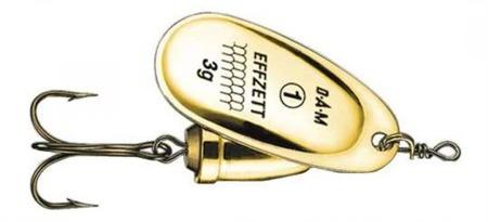 Obrotówka Effzett Executor Gold 6g