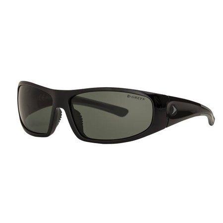 Okulary Przeciwsłoneczne Greys G1 Kolor GLOSS BLACK/GREEN/GREY