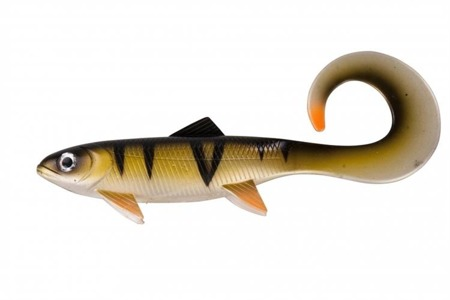 Pike Seducer Curltail Loose Body 23cm 85g – Perch