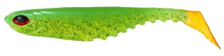 Ripper Berkley Ripple Shad 11cm Limetreuse