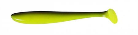 Ripper Effzett Greedy Shad 12cm Black Lemon 6szt