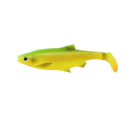 Ripper Savage Gear 3d River Roach Paddletail 10cm Firetiger 3szt