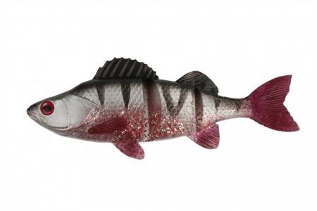 Swimbait Effzett Natural Perch 18cm 70g - Silver Perch
