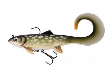 Swimbait Effzett Pike Seducer Curltail 18cm 85g - Pike