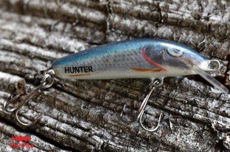Wobler Hunter Horn 4 Cm Blue