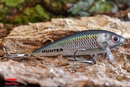 Wobler Hunter Soul 6cm Blue